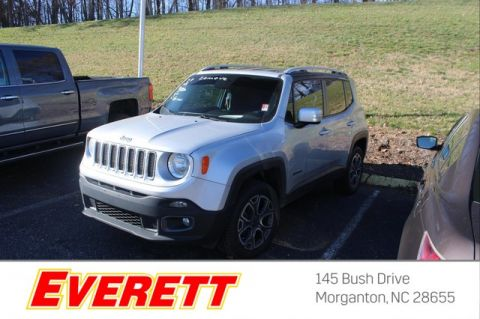 Pre-Owned 2016 Jeep Renegade Limited 4x4