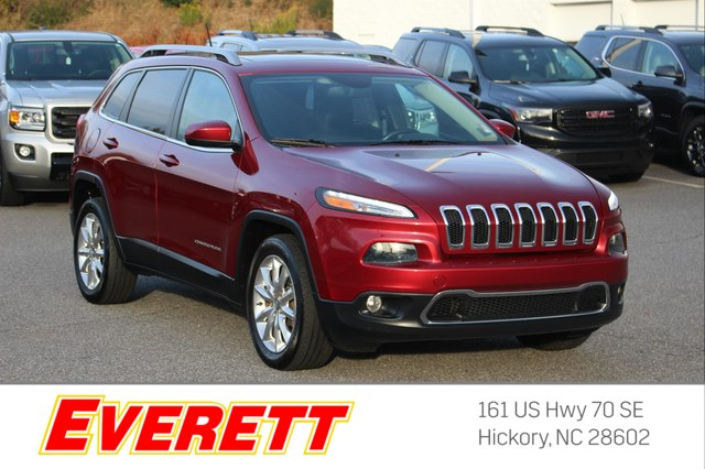 Pre-Owned 2014 Jeep Cherokee Limited FWD