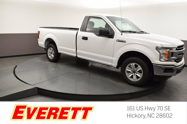 Pre-Owned 2019 Ford F-150 XL Reg Cab 4x2