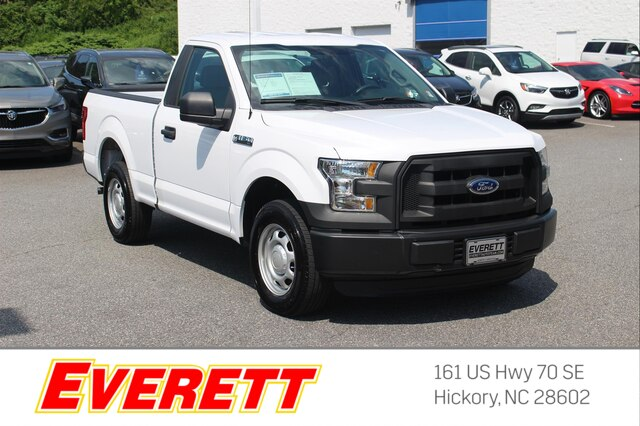 Pre Owned 2016 Ford F 150 Xl Regular Cab 4x2