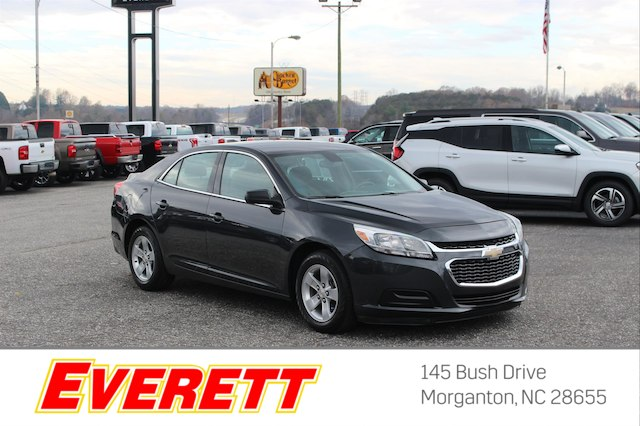 Certified Pre-Owned 2015 Chevrolet Malibu LS w/1LS