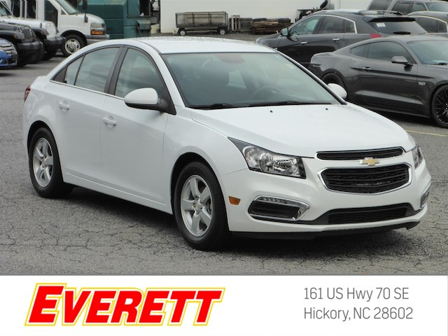 Certified Pre-Owned 2016 Chevrolet Cruze Limited 1LT Auto