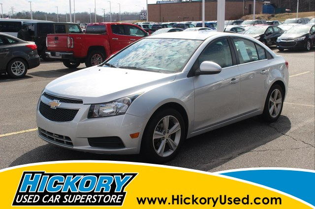 Pre-Owned 2014 Chevrolet Cruze 2LT Auto