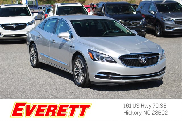 Certified Pre-Owned 2018 Buick LaCrosse Essence FWD