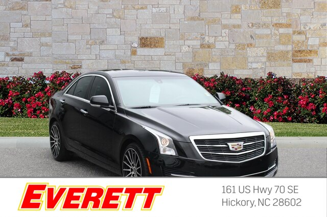 Certified Pre-Owned 2016 Cadillac ATS 2.5L Luxury Collection