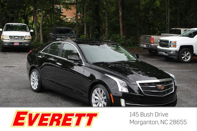 Pre Owned 2018 Cadillac Ats 3 6l Premium Luxury Sedan In Hickory