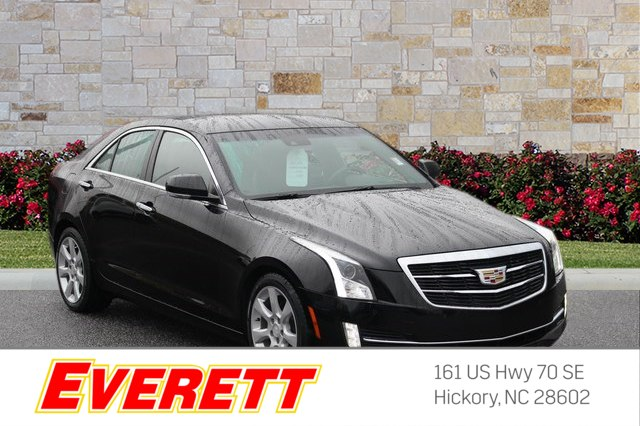 Certified Pre-Owned 2015 Cadillac ATS 2.0L Turbo Performance