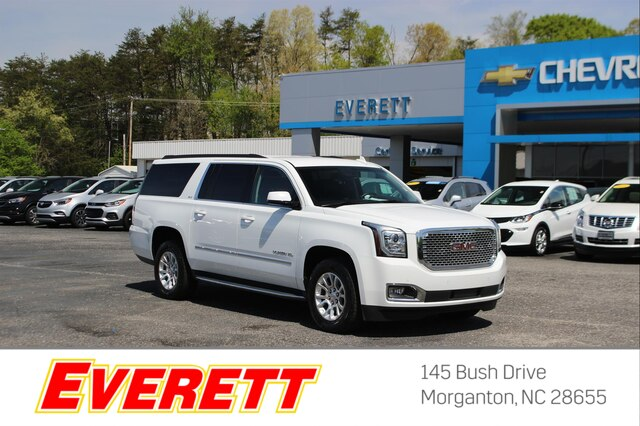 Certified Pre-Owned 2016 GMC Yukon XL SLT 4x4