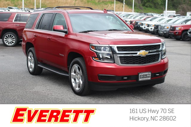Certified Pre-Owned 2015 Chevrolet Tahoe LS 4x4