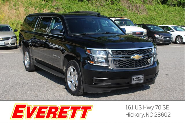 Certified Pre-Owned 2016 Chevrolet Suburban LT 4x4