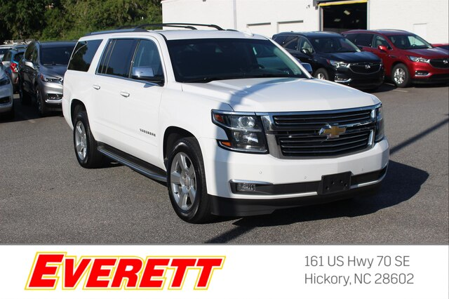 Certified Pre-Owned 2018 Chevrolet Suburban Premier
