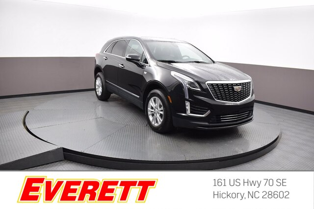 Pre-Owned 2020 Cadillac XT5 Luxury AWD