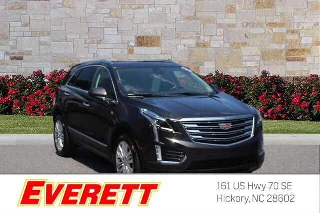 Certified Pre-Owned 2018 Cadillac XT5 Premium Luxury
