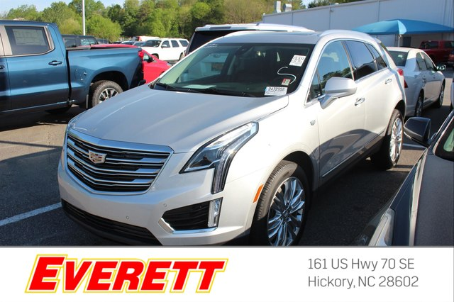 Certified Pre-Owned 2019 Cadillac XT5 Premium Luxury AWD