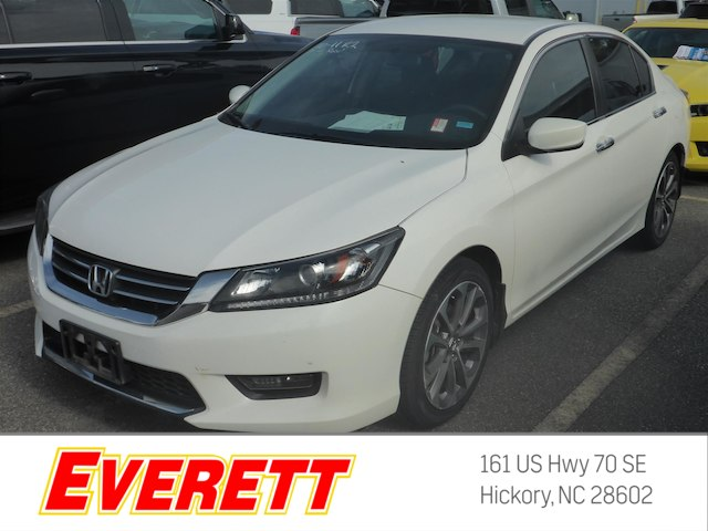 Pre Owned 2015 Honda Accord Sport