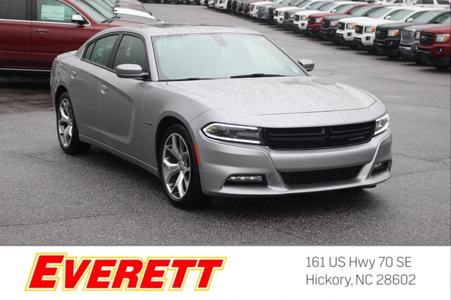 Pre-Owned 2016 Dodge Charger R/T RWD