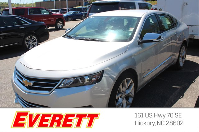 Certified Pre-Owned 2018 Chevrolet Impala Premier w/2LZ