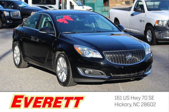 Certified Pre-Owned 2016 Buick Regal Turbo