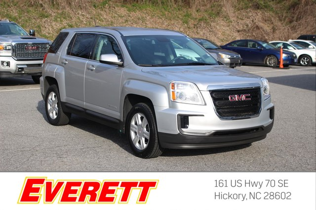 Certified Pre-Owned 2016 GMC Terrain SLE-1 FWD