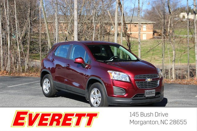 Certified Pre-Owned 2016 Chevrolet Trax LS AWD