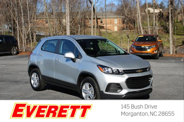 Certified Pre-Owned 2019 Chevrolet Trax LS AWD