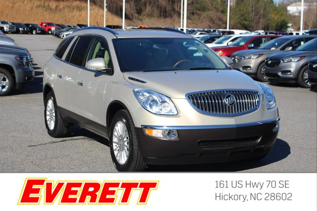 Pre-Owned 2012 Buick Enclave Leather FWD
