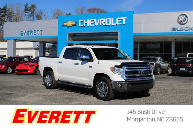 Pre Owned 2017 Toyota Tundra 1794 5 7l V8 4x4
