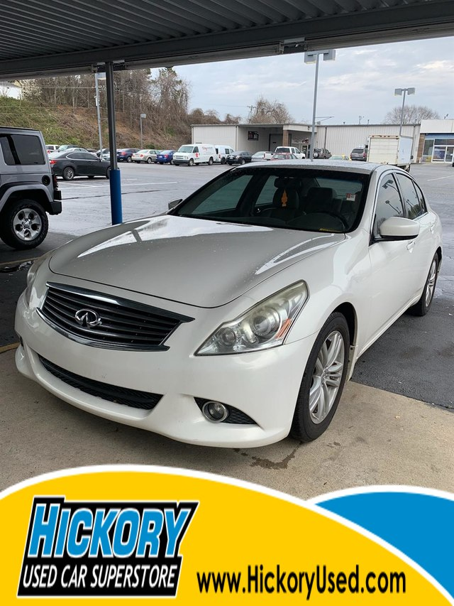 Pre-Owned 2011 INFINITI G37 G37 Journey