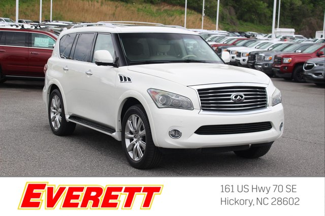 Pre-Owned 2012 INFINITI QX56 Base 4x4