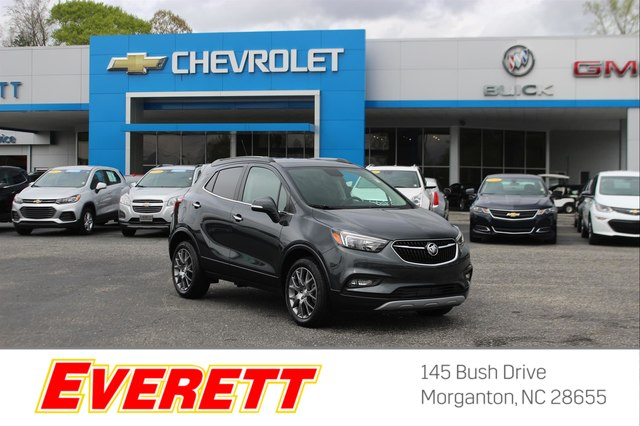 Certified Pre-Owned 2017 Buick Encore Sport Touring AWD
