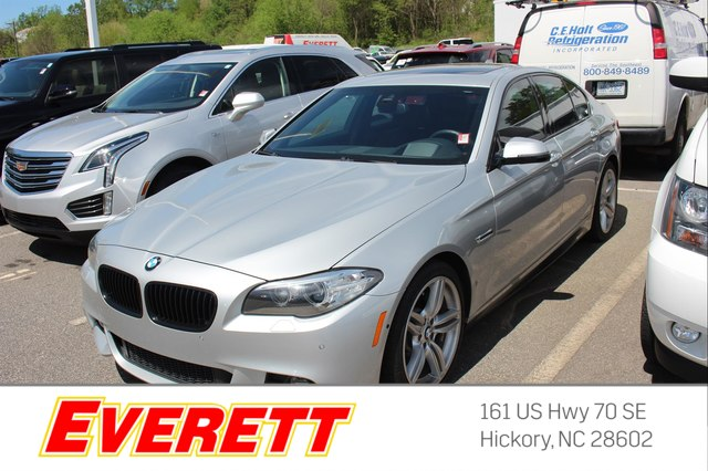 Pre-Owned 2015 BMW 535i i M Sport Package