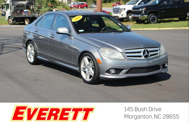 Pre-Owned 2009 Mercedes-Benz C300 Sport
