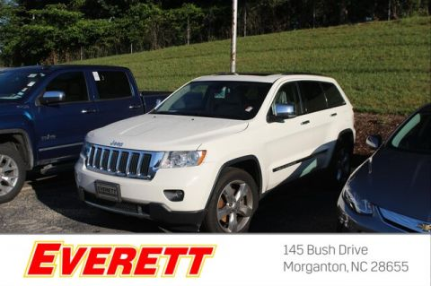 Pre-Owned 2012 Jeep Grand Cherokee Limited 4x4