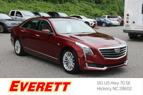 Certified Pre-Owned 2016 Cadillac CT6 2.0L Turbo Luxury