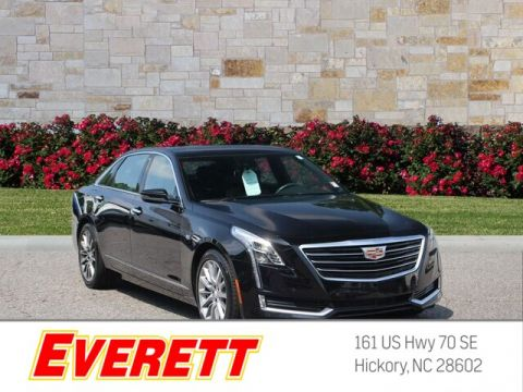 Certified Pre-Owned 2016 Cadillac CT6 3.6L Luxury