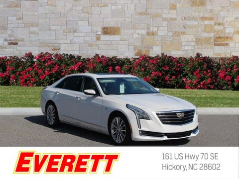 Certified Pre-Owned 2017 Cadillac CT6 3.6L Premium Luxury