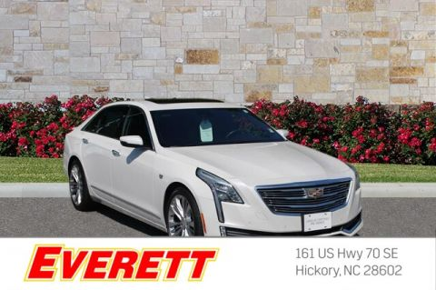 Certified Pre-Owned 2016 Cadillac CT6 3.0L Twin Turbo Platinum