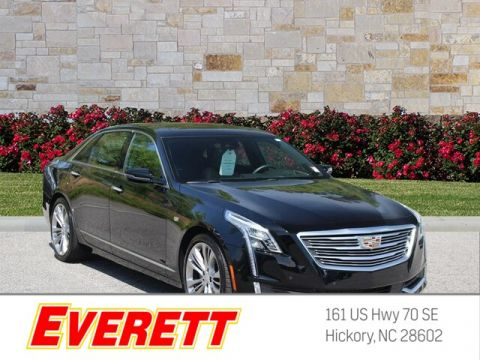 Certified Pre-Owned 2017 Cadillac CT6 3.0L Twin Turbo Platinum