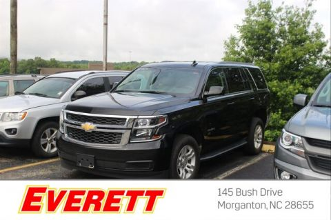 Certified Pre-Owned 2017 Chevrolet Tahoe LT 4x4