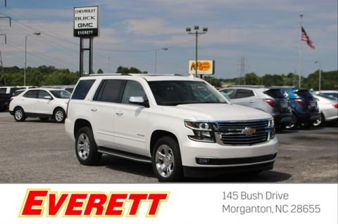Certified Pre-Owned 2016 Chevrolet Tahoe LTZ 4x4