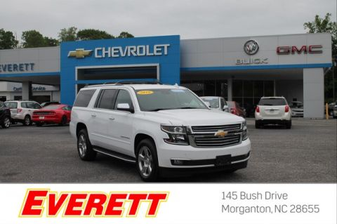 Certified Pre-Owned 2018 Chevrolet Suburban Premier 4x4