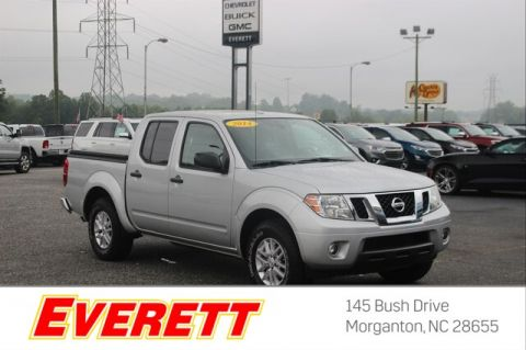Pre-Owned 2014 Nissan Frontier SV Crew Cab 4x2