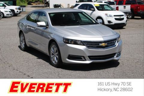 Certified Pre-Owned 2017 Chevrolet Impala LT w/1LT
