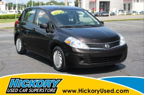 Pre-Owned 2011 Nissan Versa 1.8S
