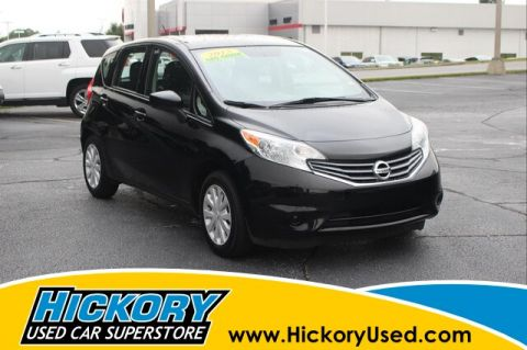 Pre-Owned 2015 Nissan Versa Note SV Hatchback